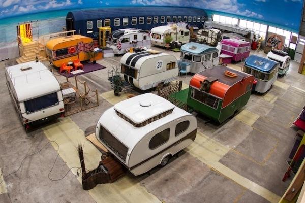 Base Camp Bonn Young Hostel: закрытый кемпинг для путешественников в Германии