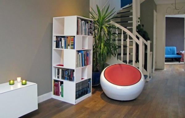 CatCase – шкаф для книг и котов от Urban Cat Design