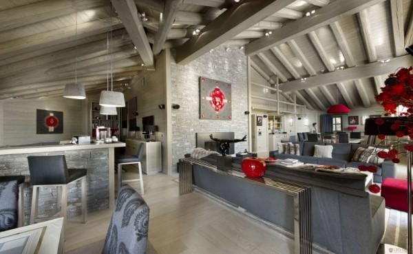 Chalet K2 – новый комфортабельный комплекс мини-отелей в Куршевеле