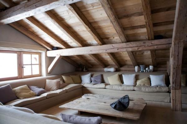проекты мини гостиниц в деревенском стиле: