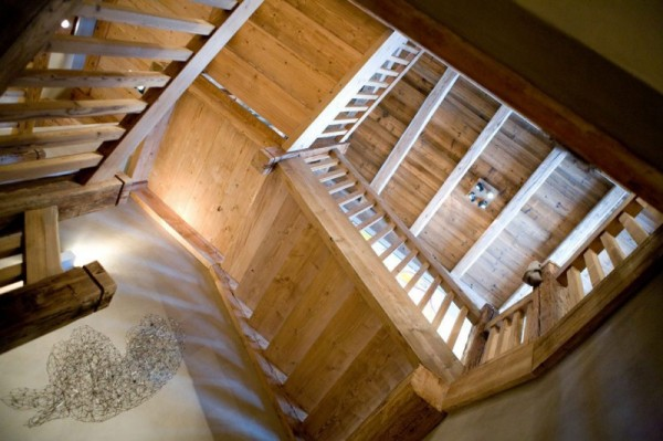 Chalet du Golf – креативный французский отель в деревенском стиле