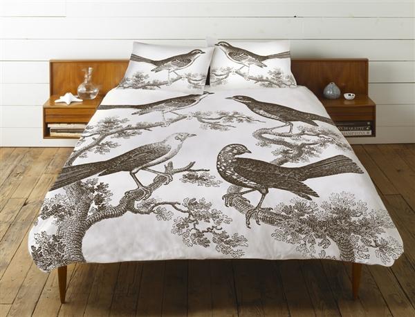 Креативная коллекция постельного белья от Thomas Paul