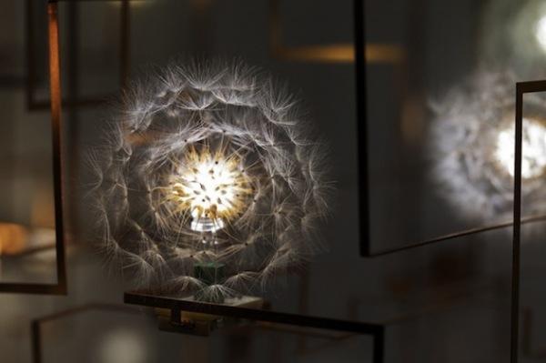 Светильники Fragile Future от Studio Drift