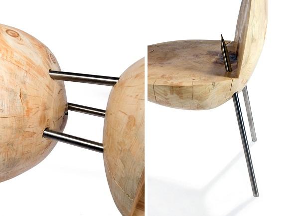 Patato Family – «картофельные» стеллажи от голландских дизайнеров