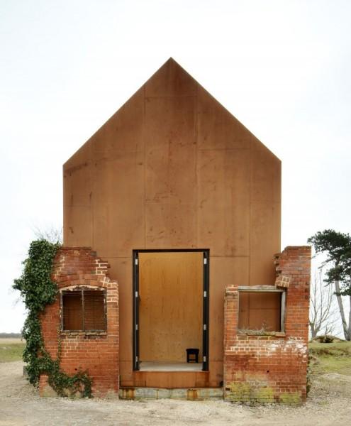 Dovecote Studio: творческая студия, созданная на руинах здания 19-го века