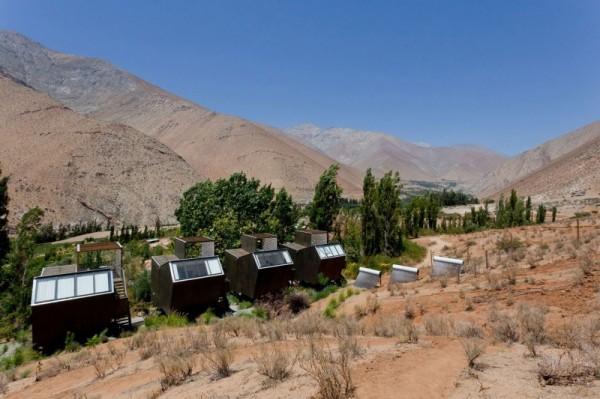 Elqui Domos Hotel: реконструкция отеля-обсерватории в Чили