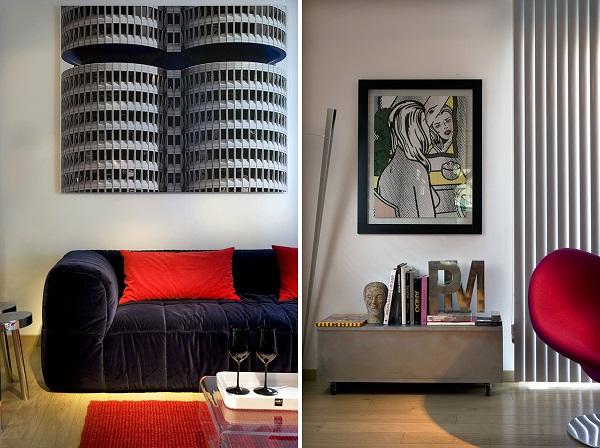 Современный городской особняк от Forme D'Arte