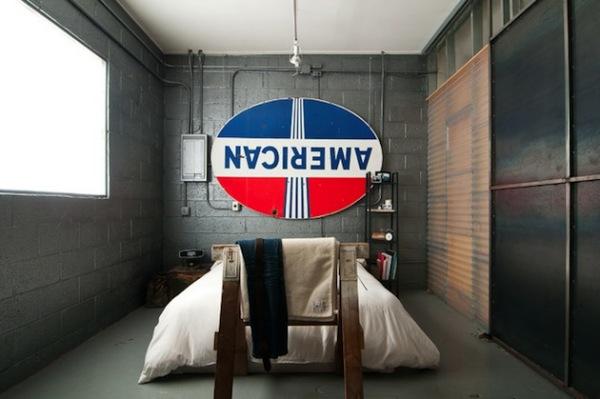 Молодежная квартира в пространстве бывшего гаража