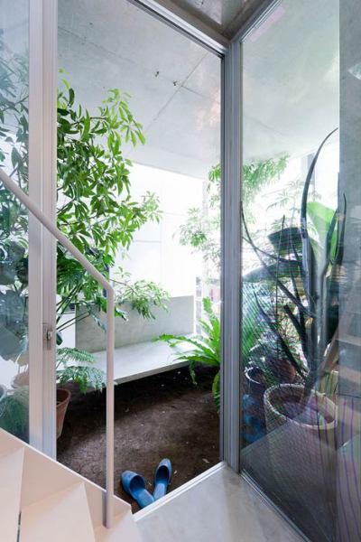 Garden and House: уникальный дом-сад в Токио