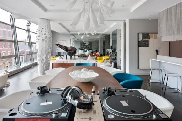 Greenwich Street Project - креативные нью-йоркские апартаменты за 4 миллиона долларов