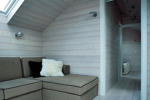 Мобильный сборный дом от итальянских архитекторов