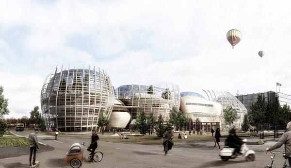 Helsinki Library Proposal – ультра-современное культурное пространство для Хельсинки