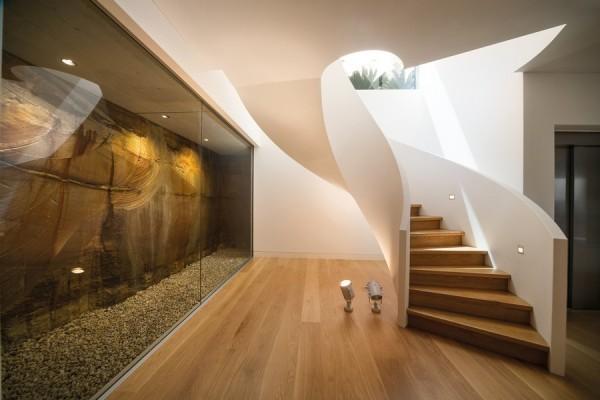 Hewlett Street House – футуристический жилой дом от MPR Design Group