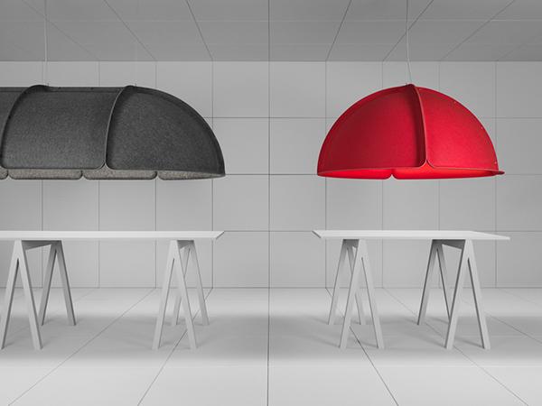 Modular Hood Lamp – креативный модульный светильник от form us with love