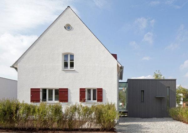 Zwischen-Raum – реконструированный дом от Fabi Architekten