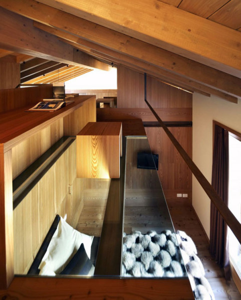 Современный деревенский интерьер в городской квартире от Studio Fanetti
