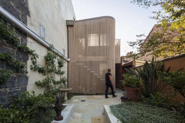Little Gore Street Studio: ответ на нехватку земельных участков и сдержанный бюджет