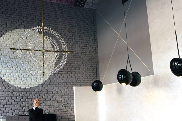 Интригующий дизайн кофейни Lolita Coffeehouse в Любляне (Словения)
