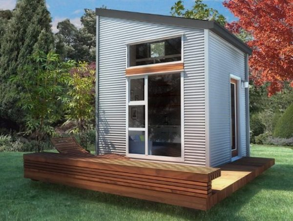 Nomad Micro Home: микро дом от NOMAD