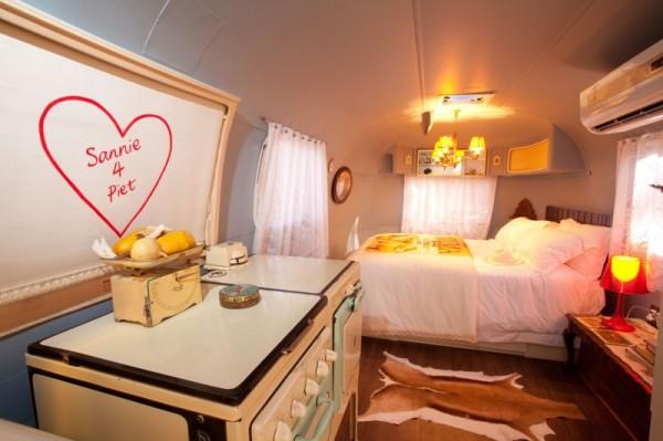 Old Mac Daddy – роскошный современный парк-отель «с прицепами»