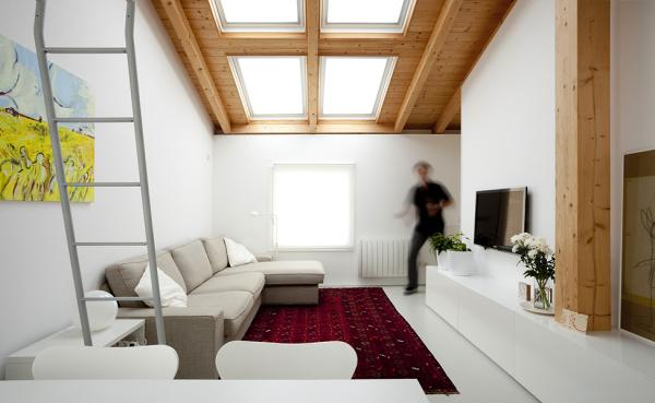 Villa Piedad – креативная реконструкция дома-студии от Марты Бадиола (Marta Badiola)