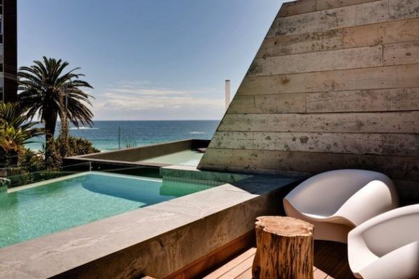 Pod – креативный бутик-отель в Южной Африке