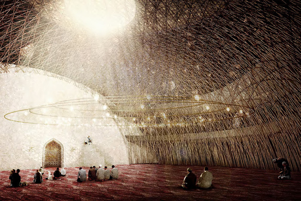 Prishtina Central Mosque – проект современной мечети в Приштине