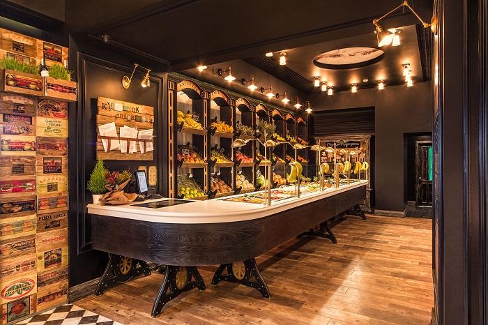 РАМБУТАН fruit studio: винтажный фруктовый магазин