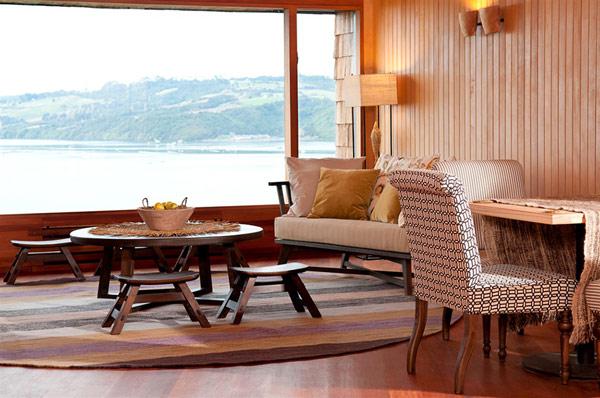 Refugia Hotelдля - горизонтальный отель от Mobil Arquitectos
