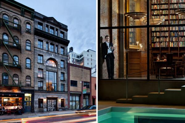 Нью-Йоркский лофт за $ 80 000 в месяц
