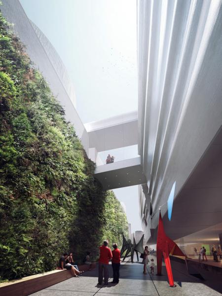 SFMOMA Expansion – проект ультра-современного расширения музея современных искусств в Сан-Францисско