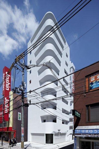 Step Tower: дом-корабль от EASTERN design office
