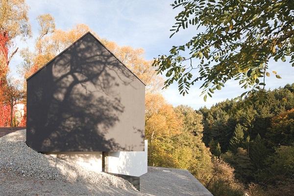 Studio House - жилой дом в Германии от fabi architekten bda