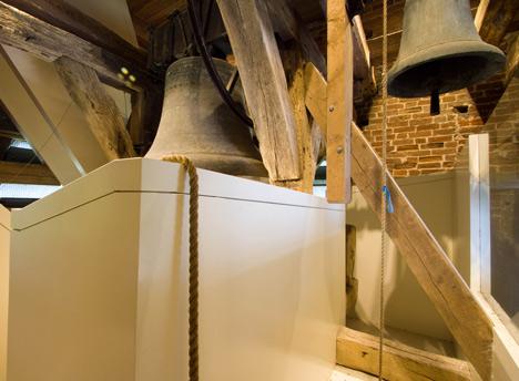 Toren van Uitwierde: «лестница в историю» от голландских орхитекторов. Design Week 2013