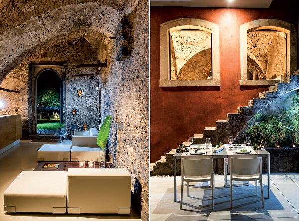 Встреча стилей и времен в сицилийском бутик-отеле Country Zash Boutique Hotel