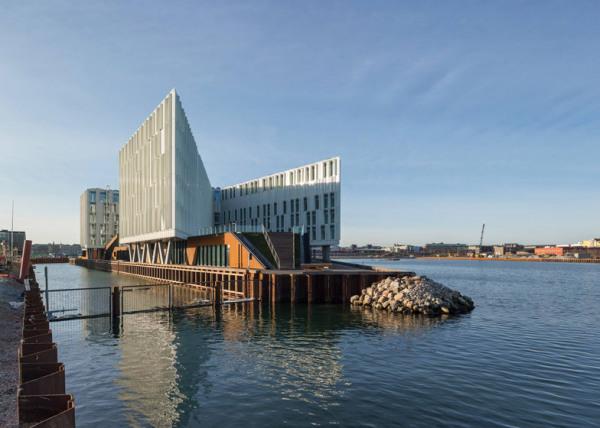 UN City – новая штаб-квартира ООН в Копенгагене