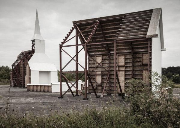 Город-призрак The Village