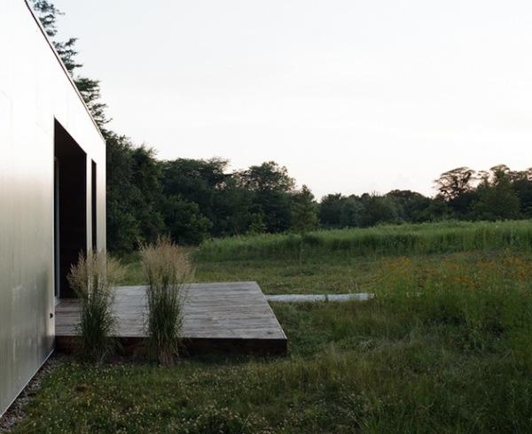 X House - загородный дом от Urban Lab