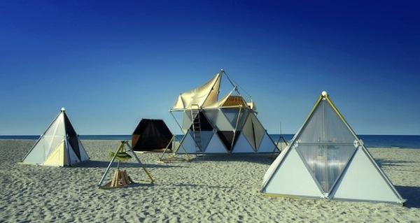 Y-Bio – модульное жилище современных кочевников