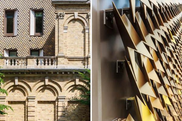 Реконструкция дома 18-го века от Squire and Partners
