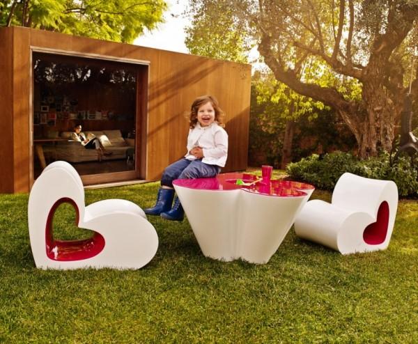 Agatha Collection – коллекция детской мебели от Агаты Руис де ла Прада (Agatha Ruiz de la Prada)