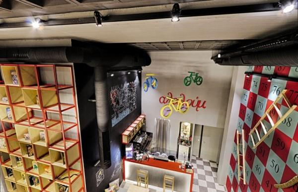 Alaloum Board Game Cafe: кафе для любителей настольных игр в Греции