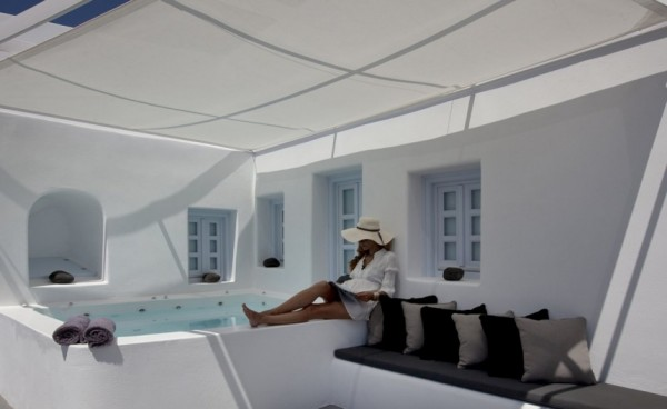 Высокий уровень простоты в греческом отеле Villa Anemolia