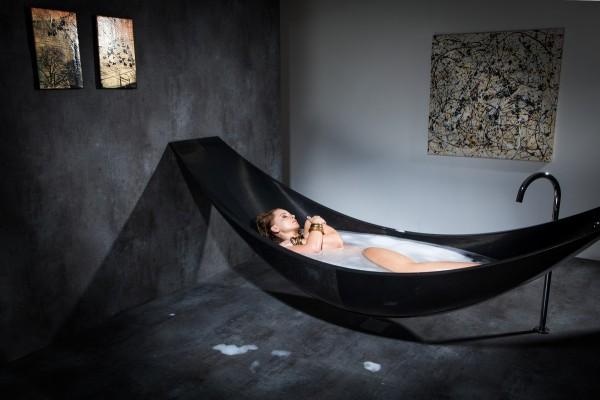 Ванна-гамак от Splinter Works