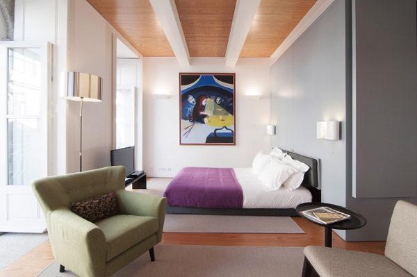 Flattered – мини-отел и частные апартаменты от португальских дизайнеров