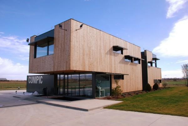 CUNIPIC Headquarters: штаб-квартира испанской животноводческой компании