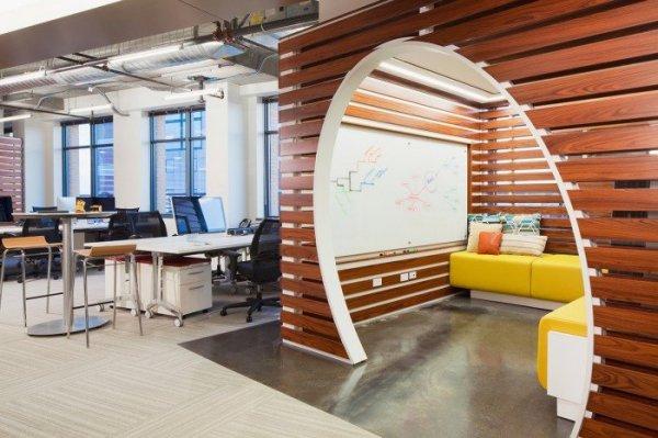 Capital One's Innovation Lab – креативное офисное пространство от OTJ Architects