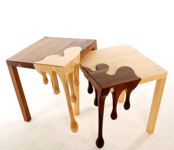 Столики Fusion Tables от Мэтью Робинсона (Matthew Robinson)