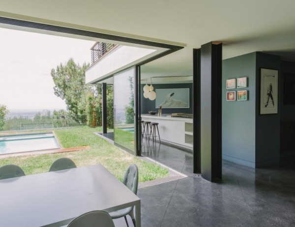Green Greenberg Green House: необычный эко-дом в Лос-Анджелесе