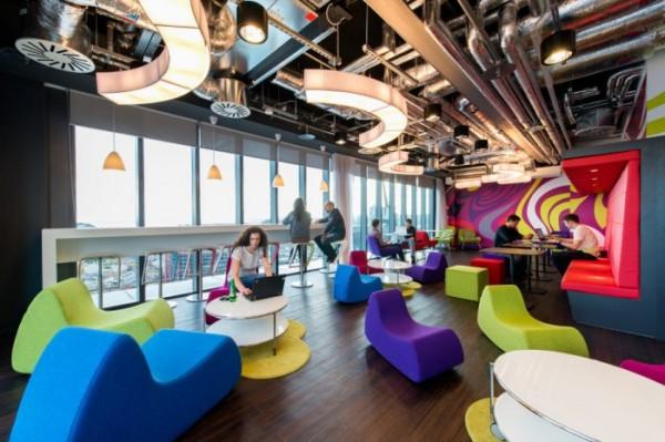 Новый офис Google в Дублине